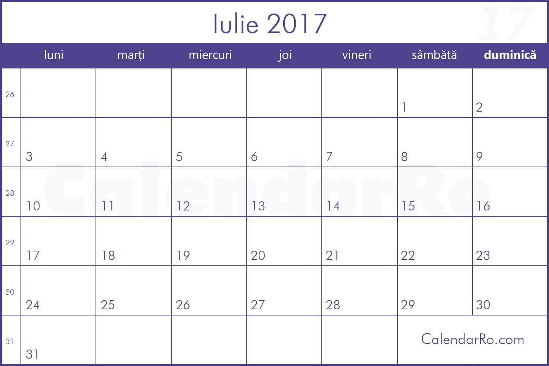 October 2017 Calendar Large